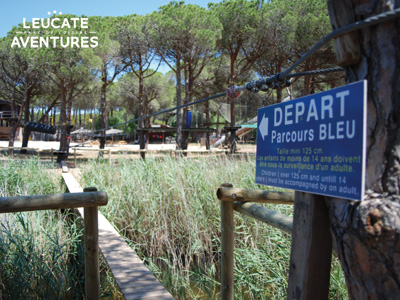 parcours_bleu_leucate_aventures_depart